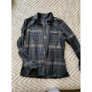 Lululemon mason peak flannel